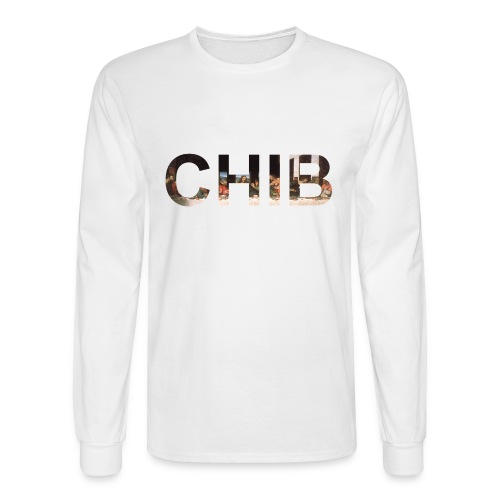 CHIB de la Last Supper - Men's Long Sleeve T-Shirt
