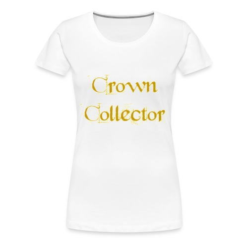 Crown Collector Women's T-Shirt - Women's Premium T-Shirt