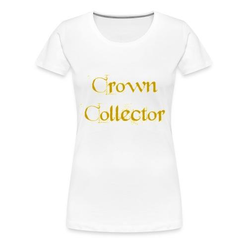 Crown Collector Women's T-Shirt - Women's Premium T-Shirt