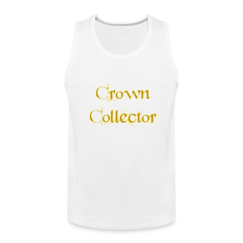Crown Collector Men's Tank Top - Men's Premium Tank