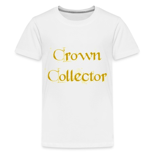 Crown Collector Kids' T-Shirt - Kids' Premium T-Shirt