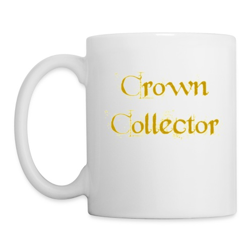 Crown Collector Mug - Coffee/Tea Mug