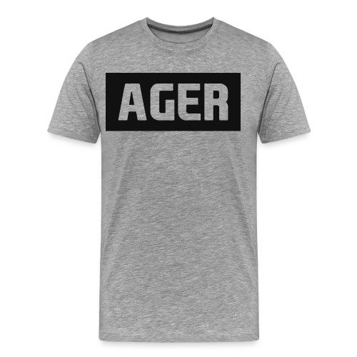 Ager's shirt for men - Men's Premium T-Shirt