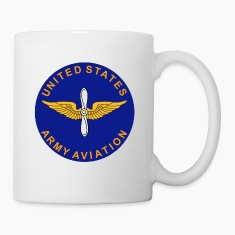 US Army Aviation Coffee Cup
