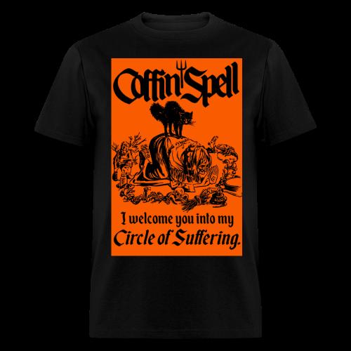 Circle Of Suffering - Men's T-Shirt