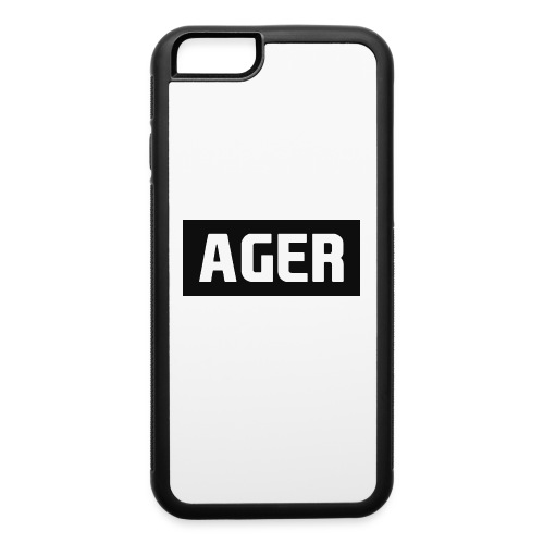 Ager's phone case - iPhone 6/6s Rubber Case