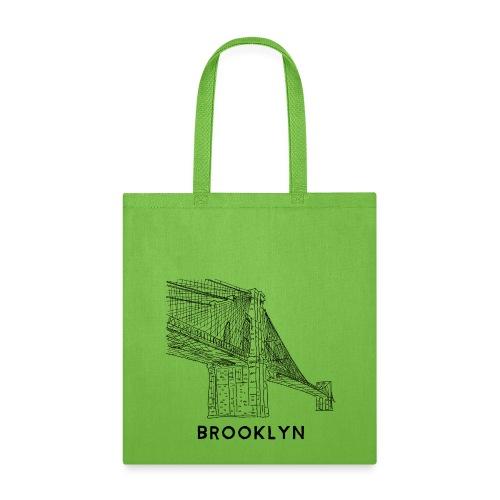 Brooklyn Bridge - New York City - Tote Bag