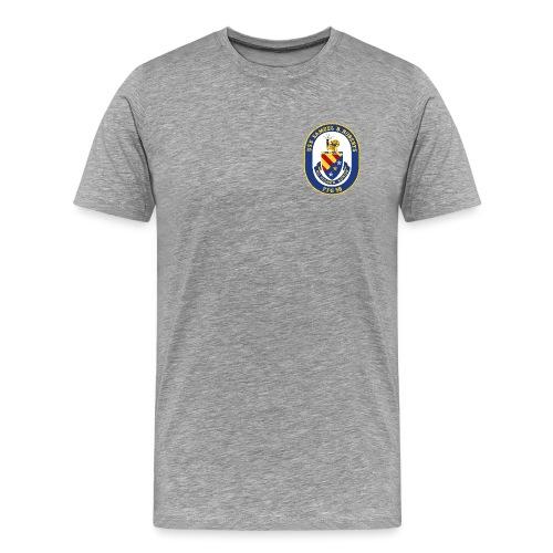 USS SAMUEL B ROBERTS FFG-58 Premium Tee - Men's Premium T-Shirt