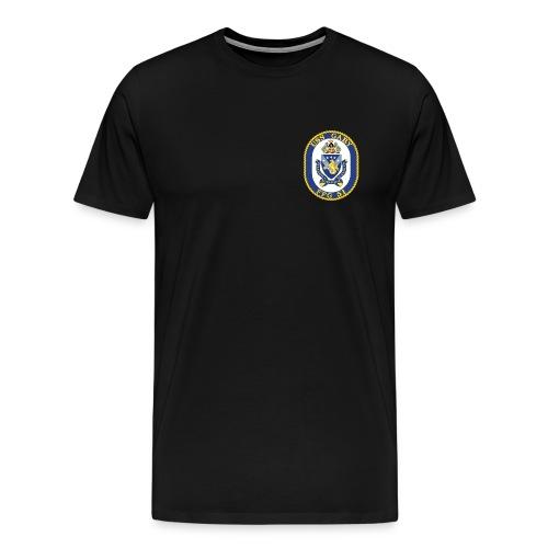 USS GARY FFG-51 Premium Tee - Men's Premium T-Shirt
