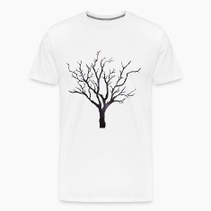Space Tree T-Shirts