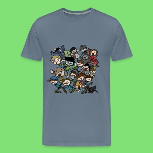Let's Go! - Men's Premium T-Shirt