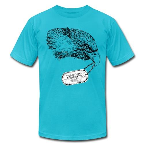 Eagle Valor - Men's Fine Jersey T-Shirt
