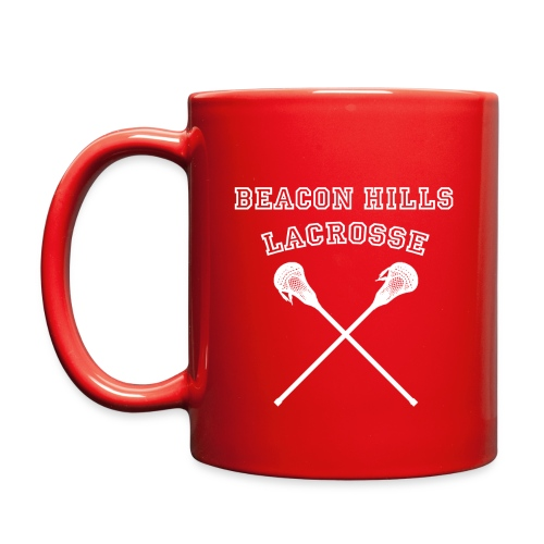 Beacon HIlls Lacrosse Mug - Full Color Mug