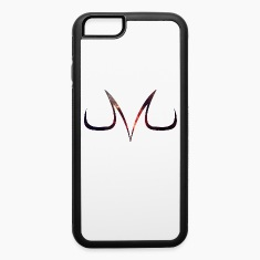 (DB) Majin - Red Space Phone & Tablet Cases