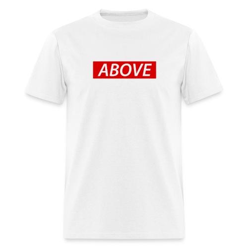 Above Supreme Look Tee - Men's T-Shirt