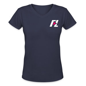 FL  V-Neck Women's T-Shirt - Women's V-Neck T-Shirt