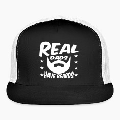 Real Dads Have Beards Sportswear