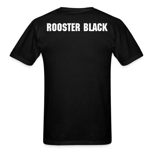 1017MafiaGang | rooster black shirt - Men's T-Shirt