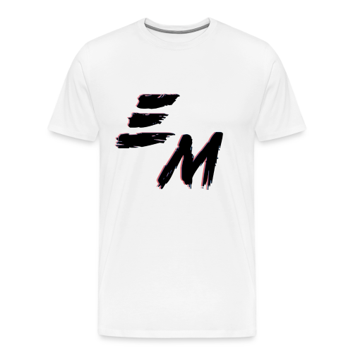 Engel the Mage distorted logo - Men's Premium T-Shirt