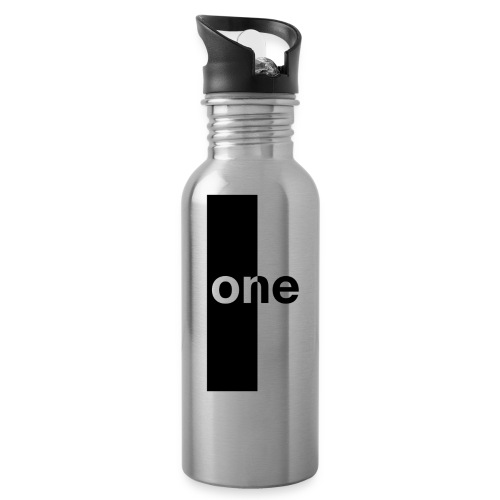 One - Water Bottle by Hofbern - Water Bottle