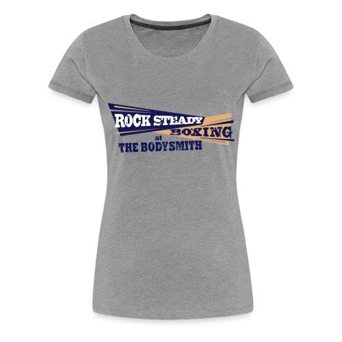 Rock Steady Boxng Women's Premium T-shirt - Women's Premium T-Shirt