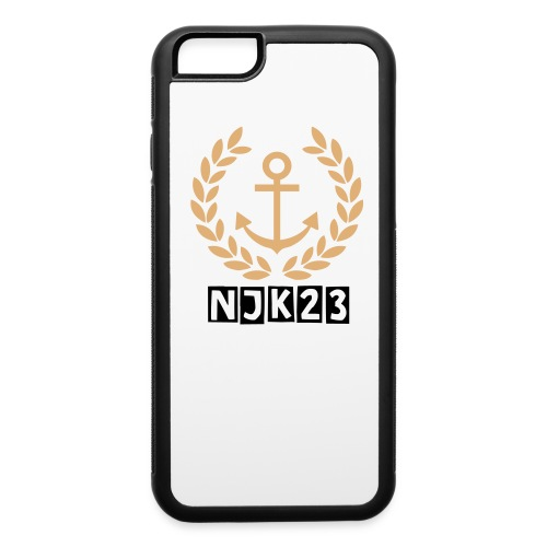 Njk23 anchor phone case - iPhone 6/6s Rubber Case