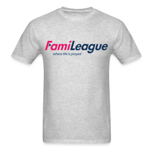 Famileague Men's T-Shirt - Men's T-Shirt