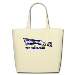 Rock Steady Boxing Eco-Friendly Cotton Tote - Eco-Friendly Cotton Tote