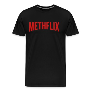 Methflix - Men's Premium T-Shirt