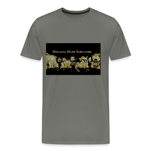 Dead Group Fanatics 2 - Men's Premium T-Shirt