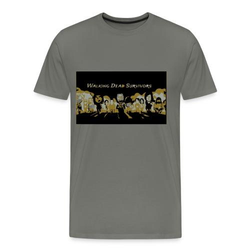 Dead Group Fanatics 2 - Men's Premium T-Shirt
