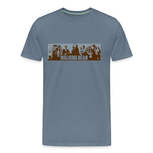 Dead Group fans - Men's Premium T-Shirt