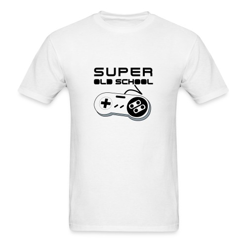 Super Old School - Men's T-Shirt