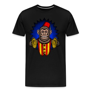 Evil Monkey - Men's Premium T-Shirt