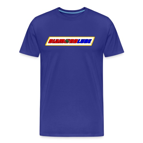 DiamondLube Logo - Men's Premium T-Shirt