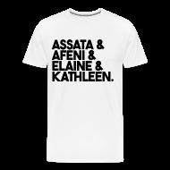 T-Shirts ~ Men's Premium T-Shirt ~ The Women Who Fought - Men's