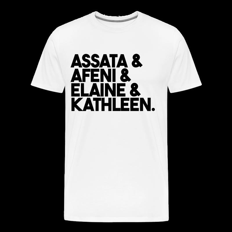 The Women Who Fought - Men's - Men's Premium T-Shirt