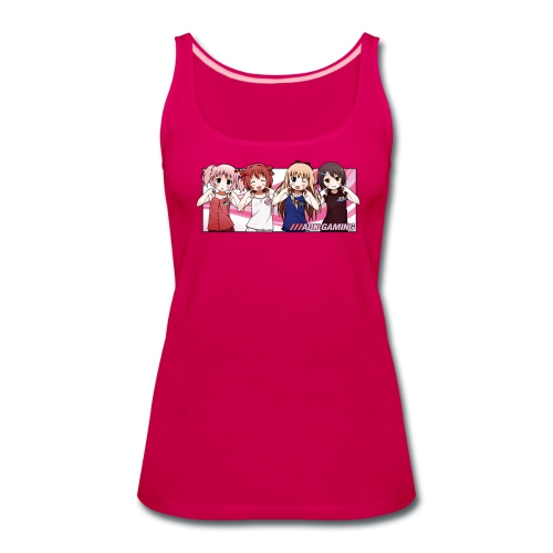 So Kawaii - Womens Tank Top - Women's Premium Tank Top