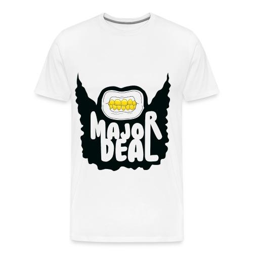 Major Deal Big Men's Shirt - Men's Premium T-Shirt