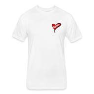 T-Shirts ~ Fitted Cotton/Poly T-Shirt by Next Level ~ Chill Will in my heart
