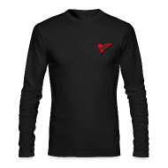 Long Sleeve Shirts ~ Men's Long Sleeve T-Shirt by Next Level ~ Chill Will in my heart