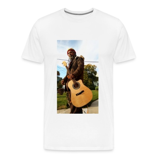 Leroy Hamilton - Men's Premium T-Shirt