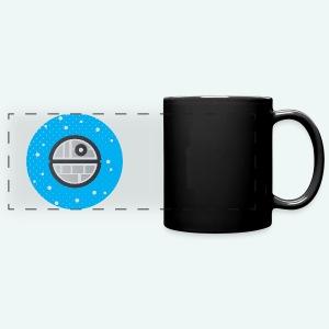 Space Ball Premium Ceramic Drinking Unit - Full Color Panoramic Mug