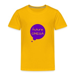 Future Omega G/P Tee - Toddler Premium T-Shirt