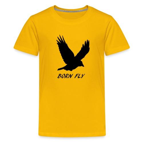 Born Fly - Kids' Premium T-Shirt