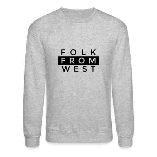 FFW Men's FS T-Shirt by Hofbern - Crewneck Sweatshirt