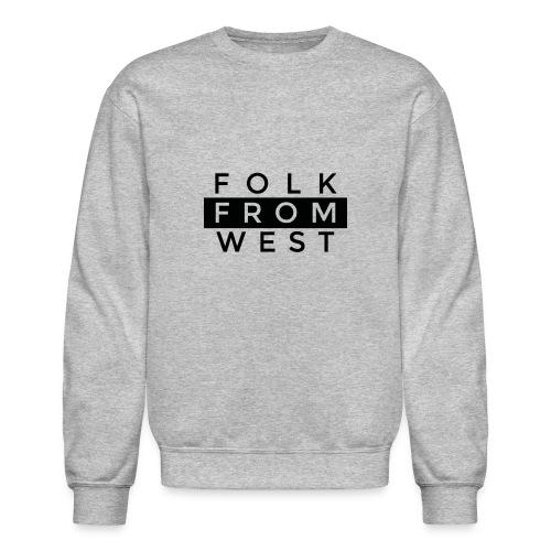 FFW Men's FS T-Shirt by Hofbern - Crewneck Sweatshirt