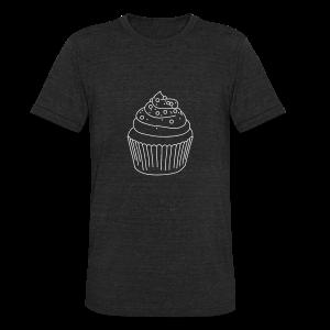 Cupcake - Unisex Tri-Blend T-Shirt