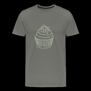 Cupcake - Men's Premium T-Shirt