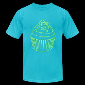Cupcake - Men's Fine Jersey T-Shirt
